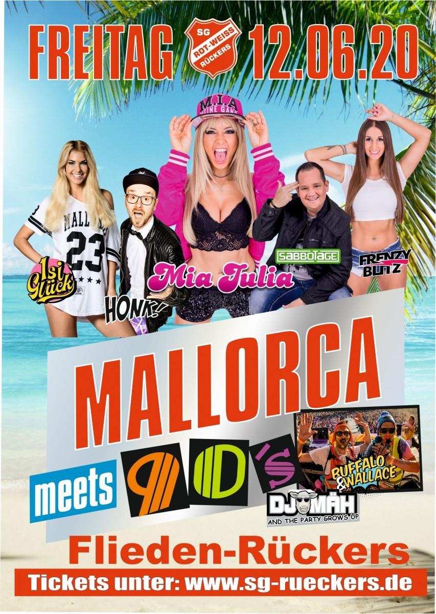 Seepark 6 Die Mallorca Party Tickets Karten Bei Adticket De